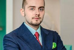 Prezes Michał Bejda