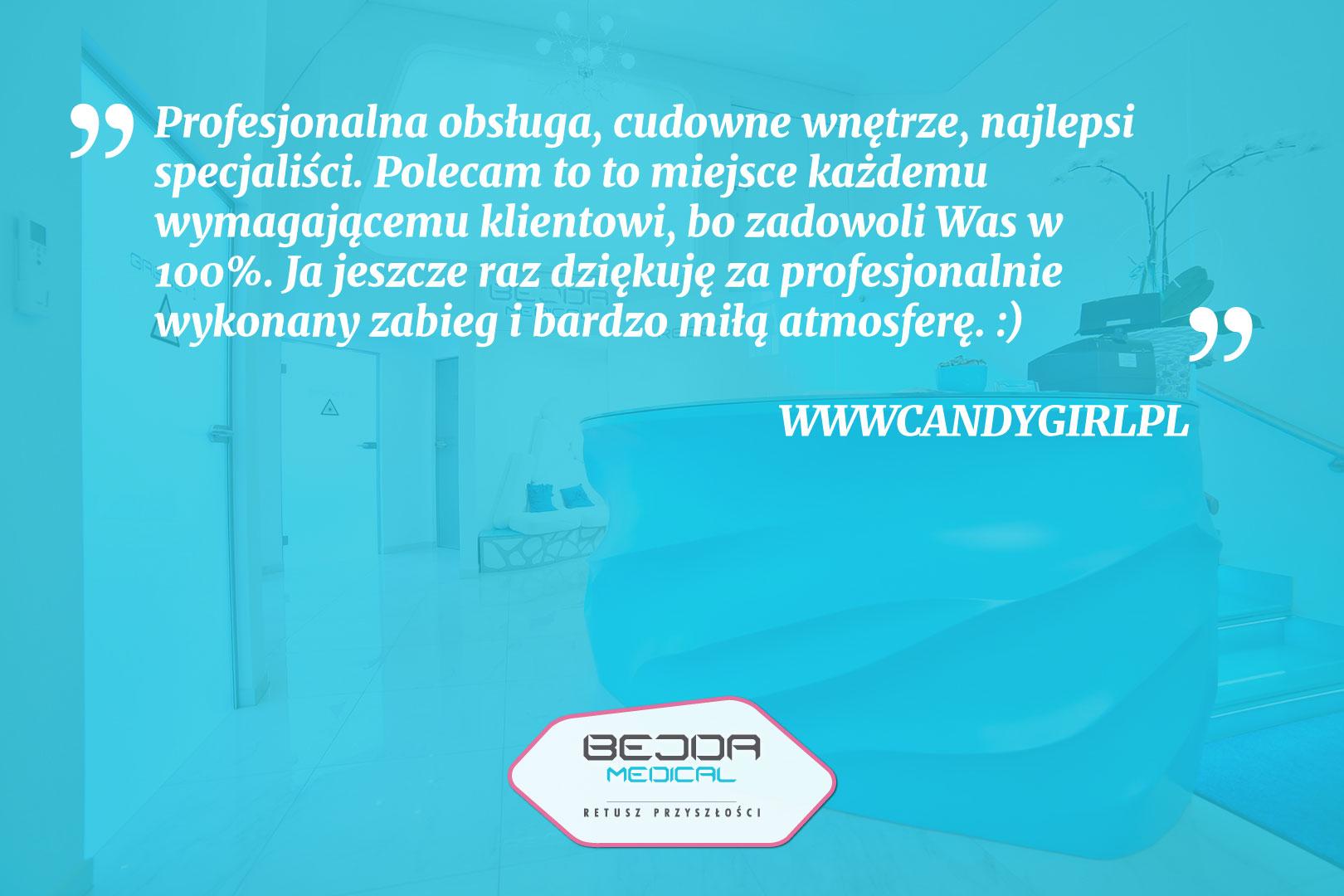 Opinia 1 - Bejda Medical